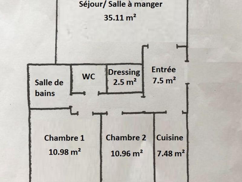 Venta  apartamento Boulogne billancourt 620000€ - Fotografía 11