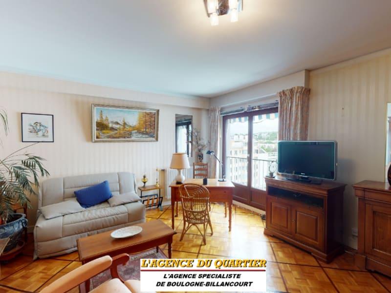 Sale apartment Boulogne billancourt 620000€ - Picture 2