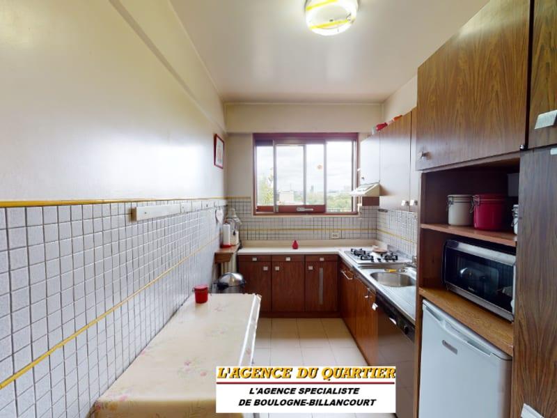 Sale apartment Boulogne billancourt 620000€ - Picture 4