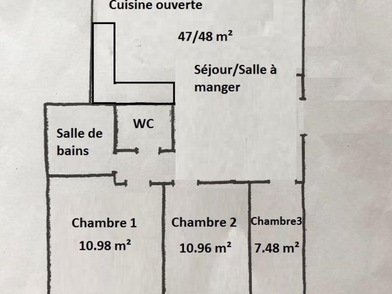 Sale apartment Boulogne billancourt 620000€ - Picture 12