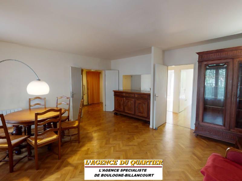 Sale apartment Boulogne billancourt 656500€ - Picture 2