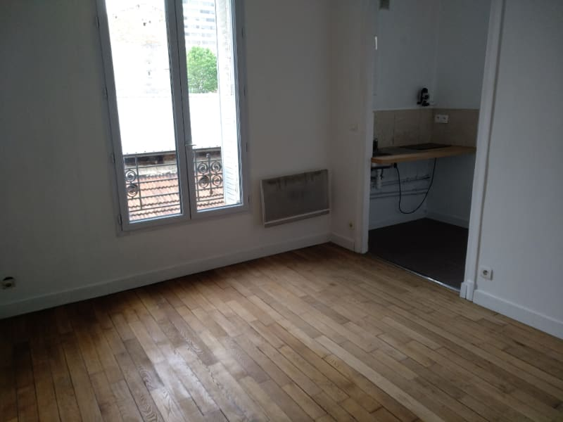 Rental apartment Puteaux 710€ CC - Picture 2