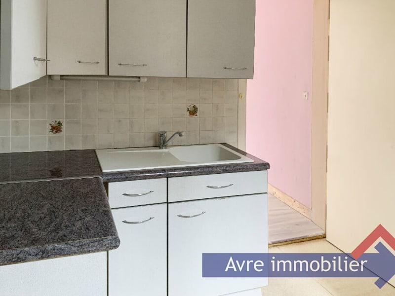 Sale apartment Verneuil d avre et d iton 66000€ - Picture 2