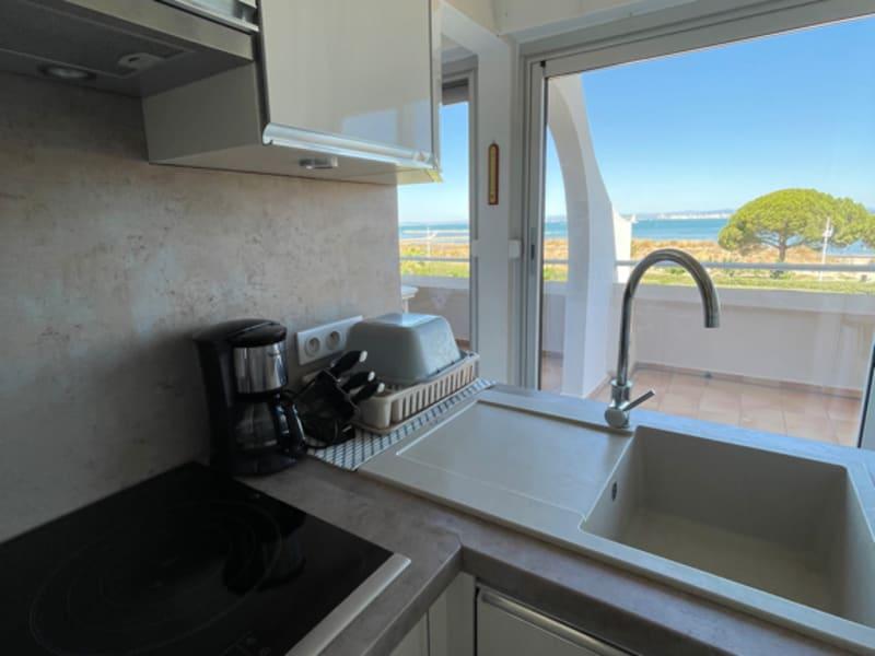 Vermietung von ferienwohnung wohnung Port camargue 650€ - Fotografie 10