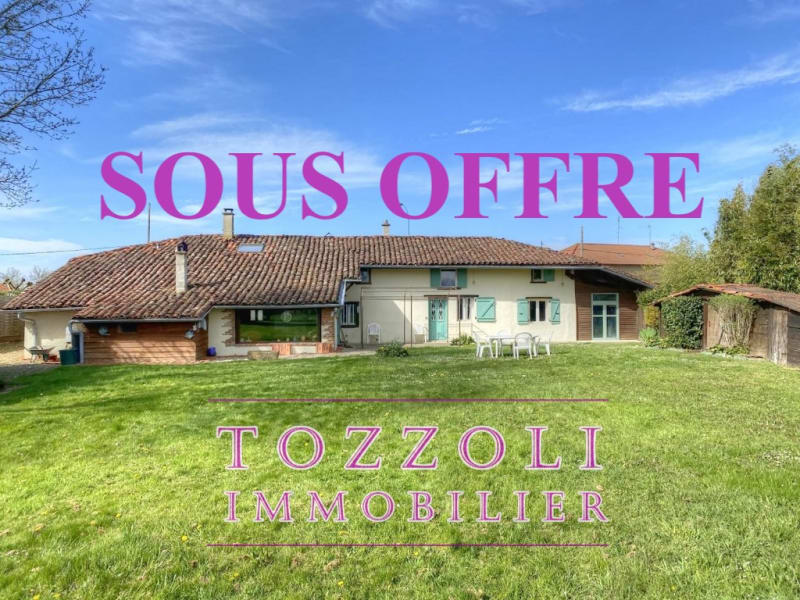 Vente maison / villa Mezeriat 330000€ - Photo 1