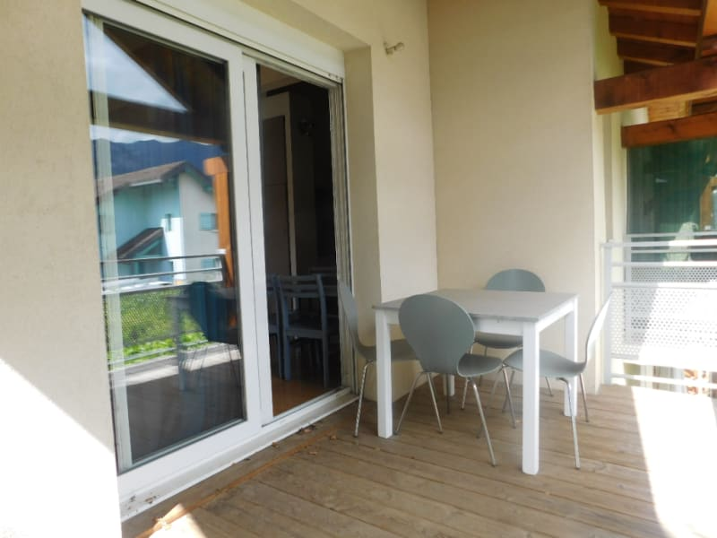 Sale apartment Marnaz 160000€ - Picture 2