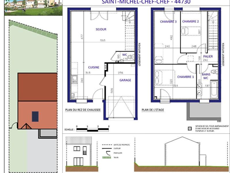 Vente maison / villa Saint michel chef chef 280500€ - Photo 2