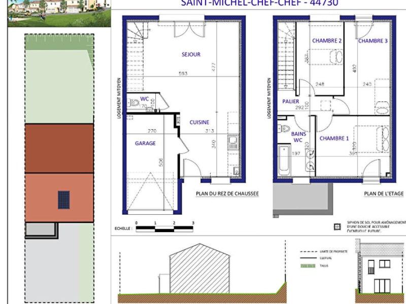 Vente neuf maison / villa Saint michel chef chef  - Photo 2