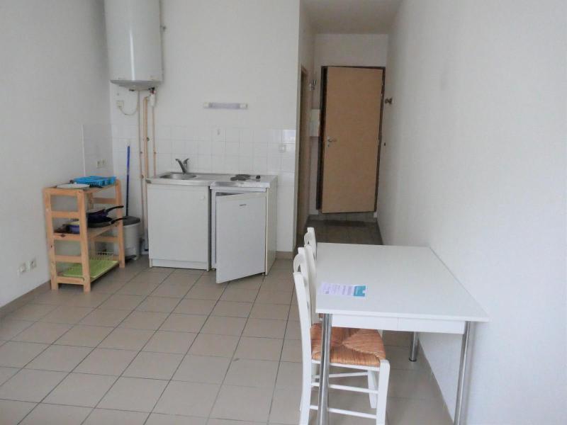 Rental apartment Nantua 276€ CC - Picture 1
