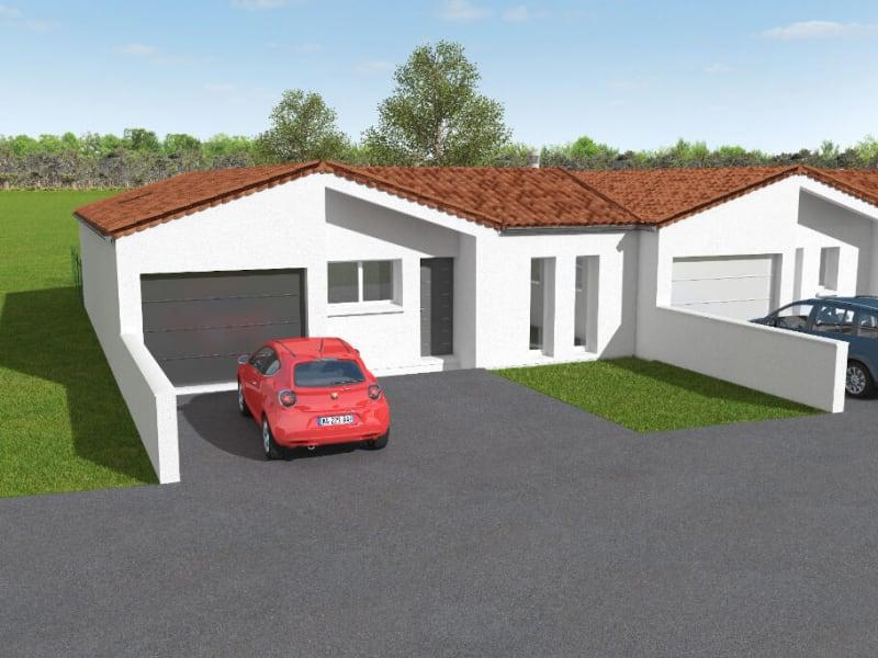 Sale house / villa La tranche sur mer 349500€ - Picture 1