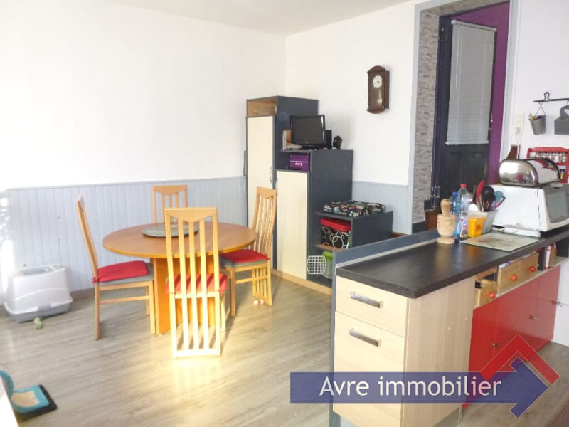 Vente appartement Verneuil d avre et d iton 82000€ - Photo 1