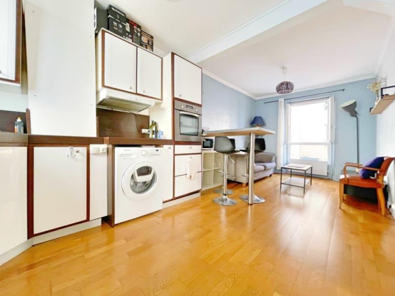Vente appartement Paris 20ème 440000€ - Photo 1
