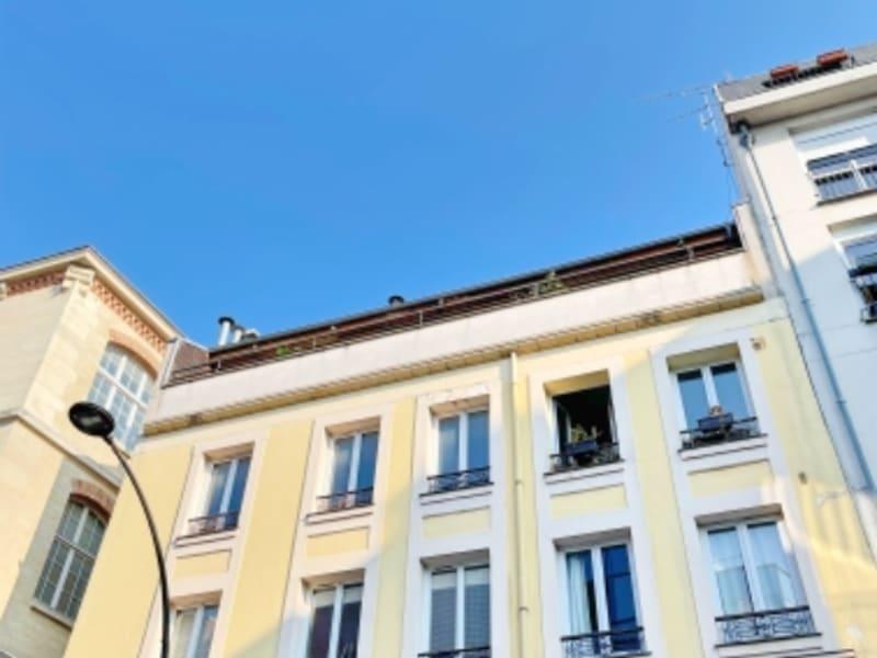 Vente appartement Paris 20ème 440000€ - Photo 9