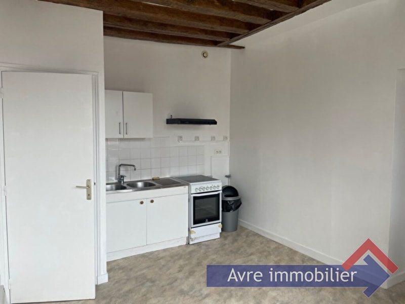 Sale apartment Verneuil d avre et d iton 64000€ - Picture 1