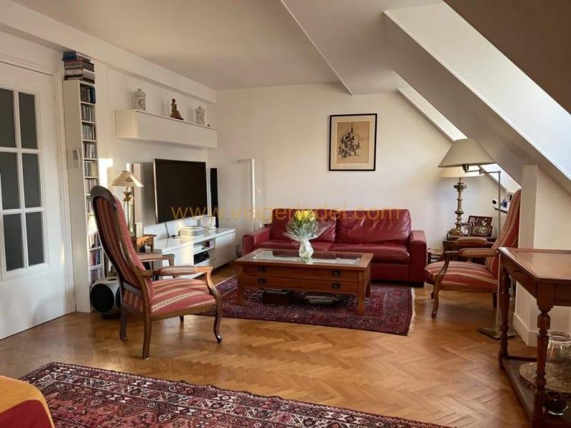 Verkauf auf rentenbasis wohnung Paris 16ème 519000€ - Fotografie 1