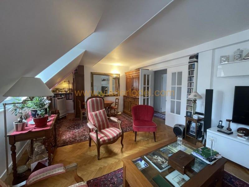 Verkauf auf rentenbasis wohnung Paris 16ème 519000€ - Fotografie 2