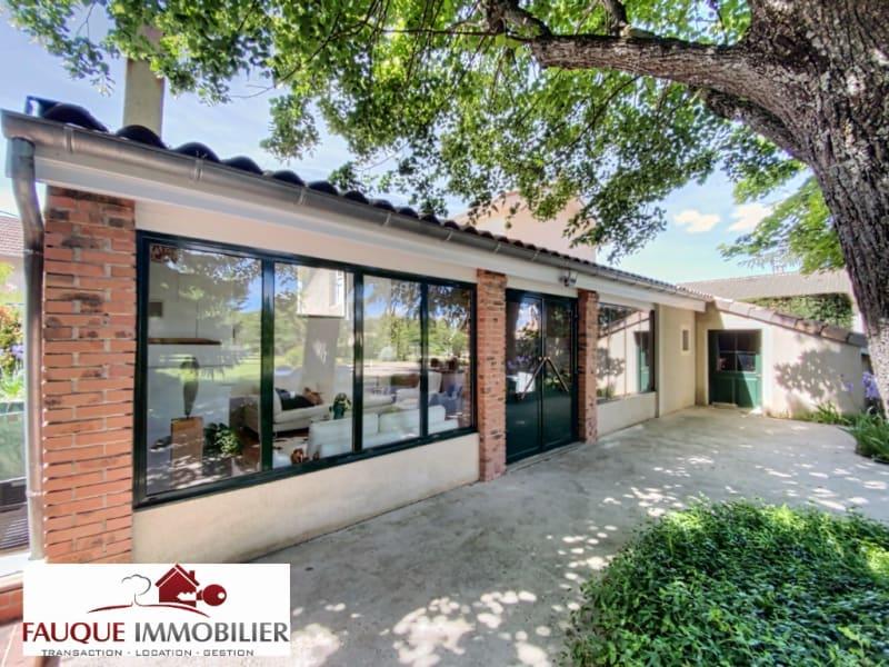 Sale house / villa Malissard 450000€ - Picture 2