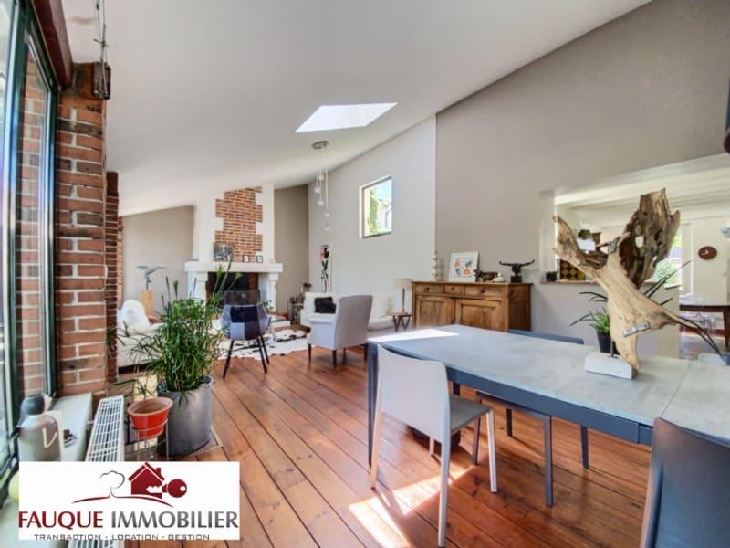 Sale house / villa Malissard 450000€ - Picture 3