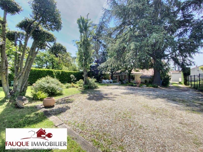 Sale house / villa Malissard 450000€ - Picture 10