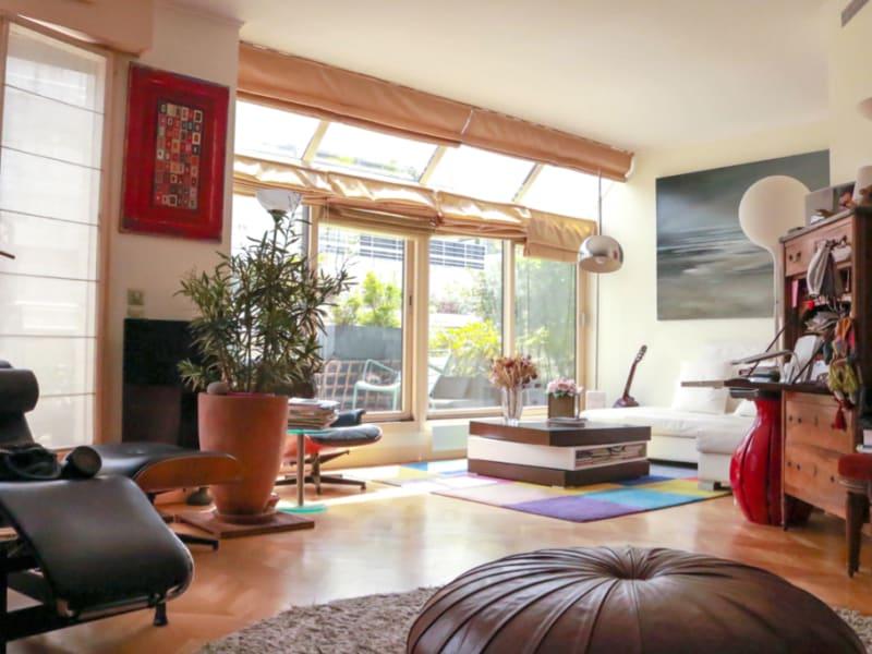 Sale apartment Boulogne billancourt 1490000€ - Picture 2
