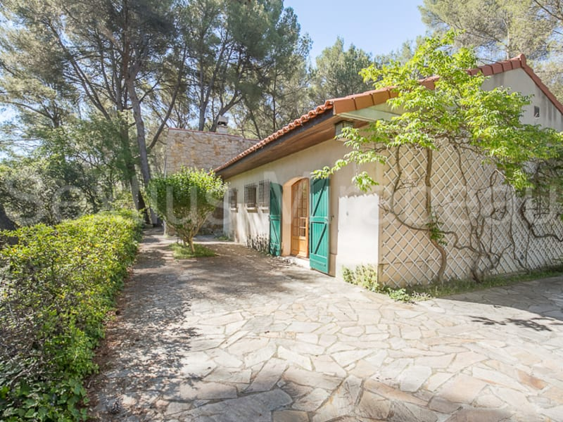 Vente maison / villa Aix en provence 850000€ - Photo 1