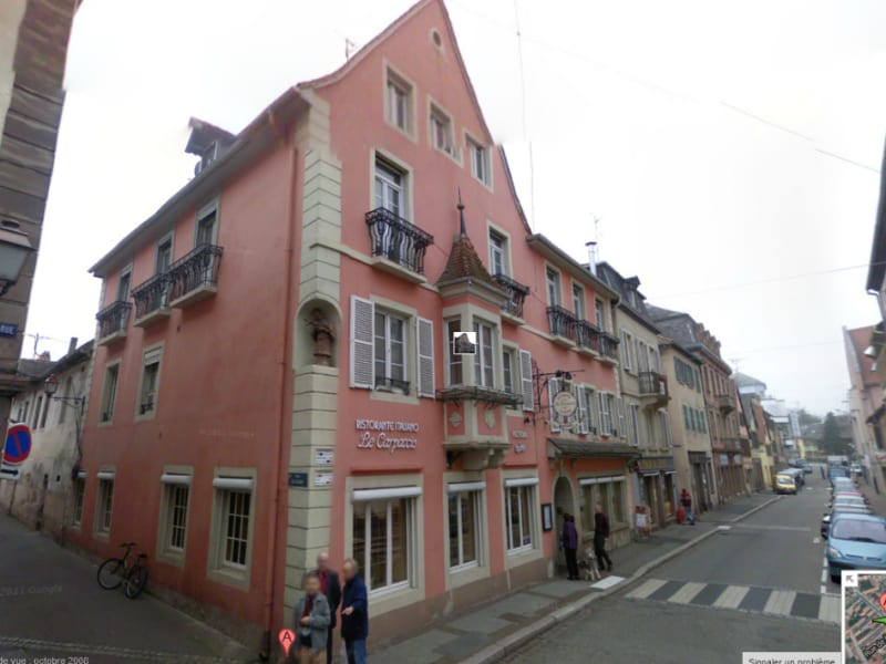 Sale building Saverne 995000€ - Picture 1