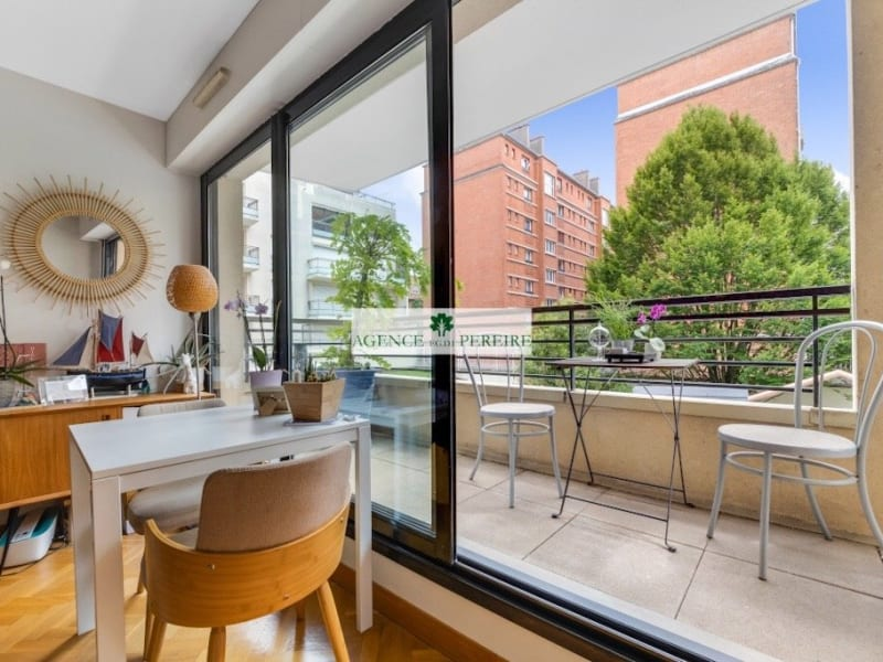 Sale apartment Montrouge 439000€ - Picture 2