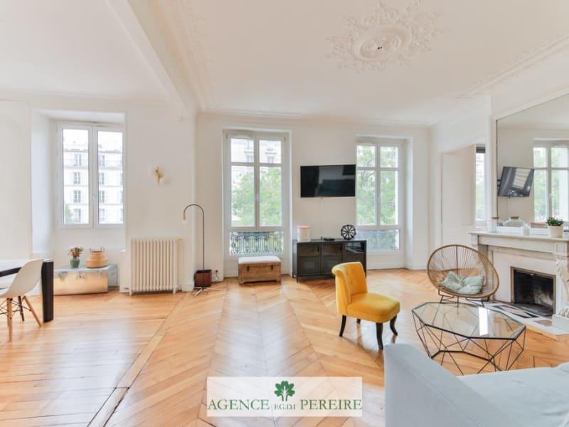 Rental apartment Paris 17ème 3000€ CC - Picture 3