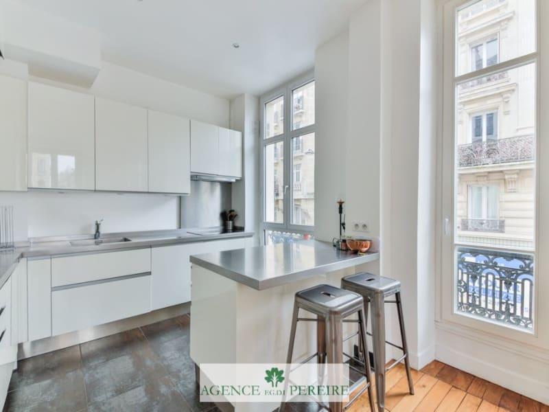 Rental apartment Paris 17ème 3000€ CC - Picture 4