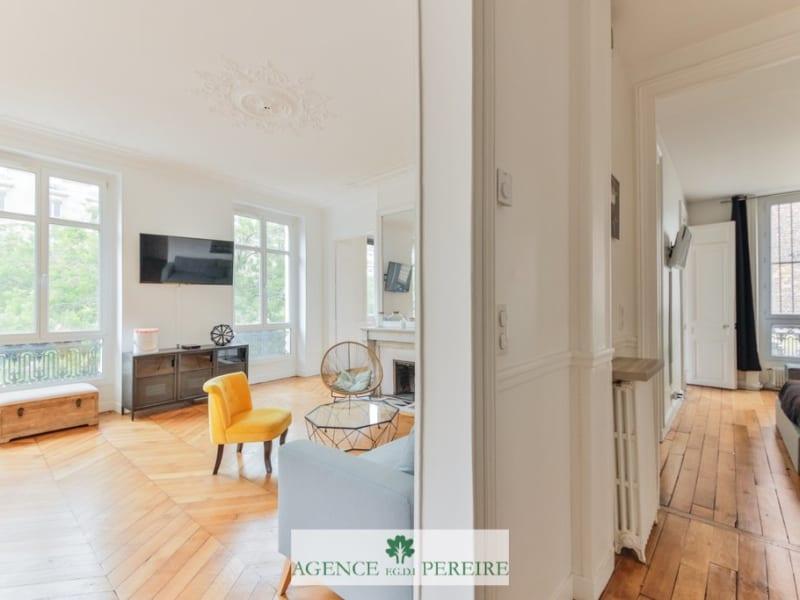 Rental apartment Paris 17ème 3000€ CC - Picture 5