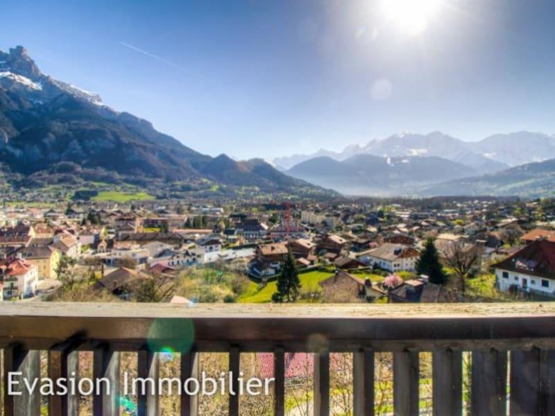 Sale apartment Sallanches 239000€ - Picture 1