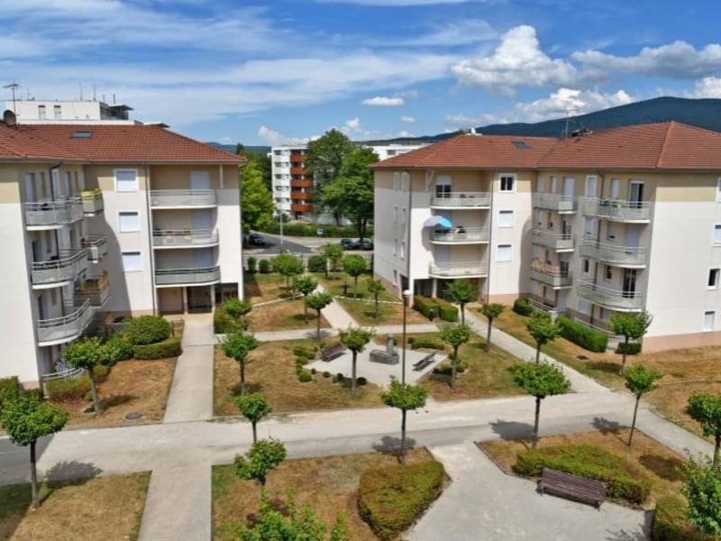 Vente appartement Bellignat 67000€ - Photo 3