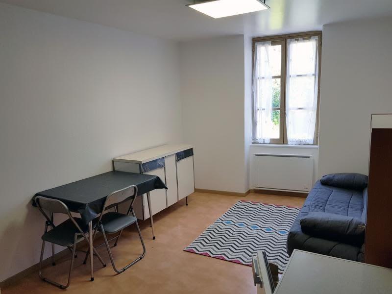 Rental apartment Nantua 430€ CC - Picture 1