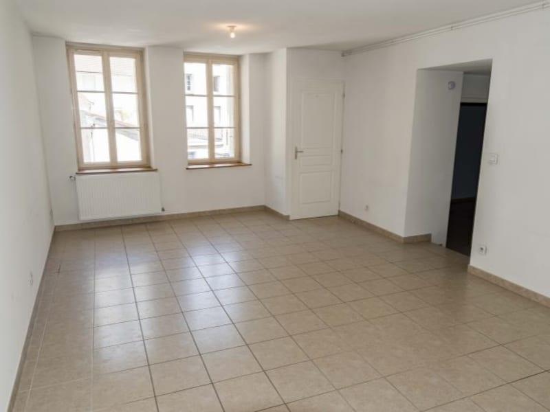 Sale apartment Nantua 66000€ - Picture 1
