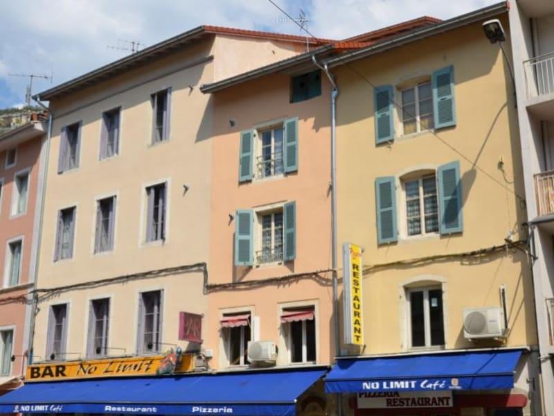 Sale apartment Nantua 66000€ - Picture 2