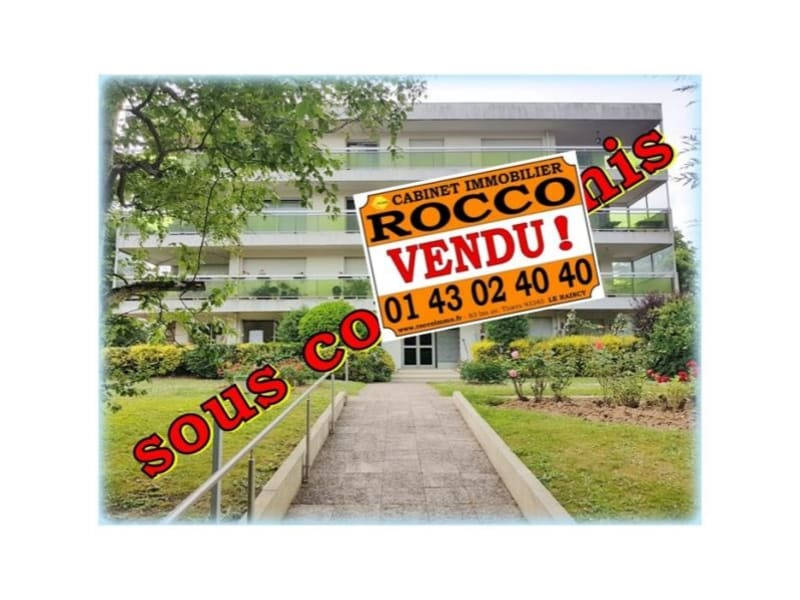 Sale apartment Le raincy 366000€ - Picture 1
