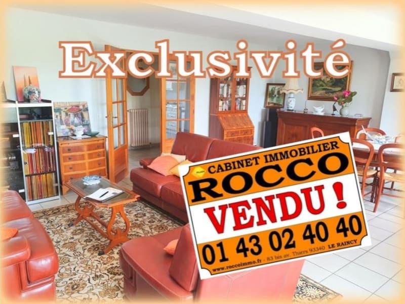 Sale house / villa Le raincy 549000€ - Picture 1