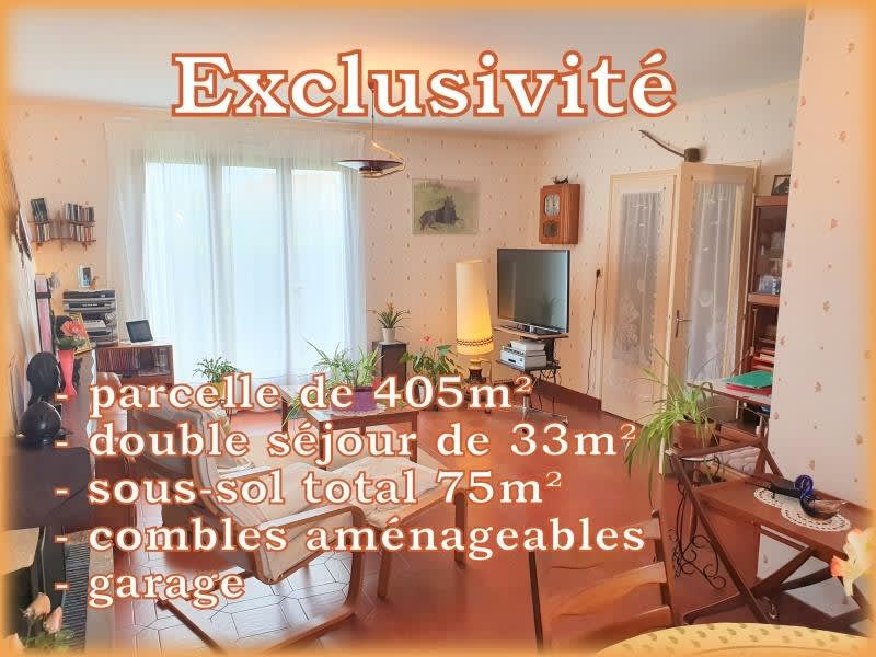 Sale house / villa Le raincy 440000€ - Picture 2