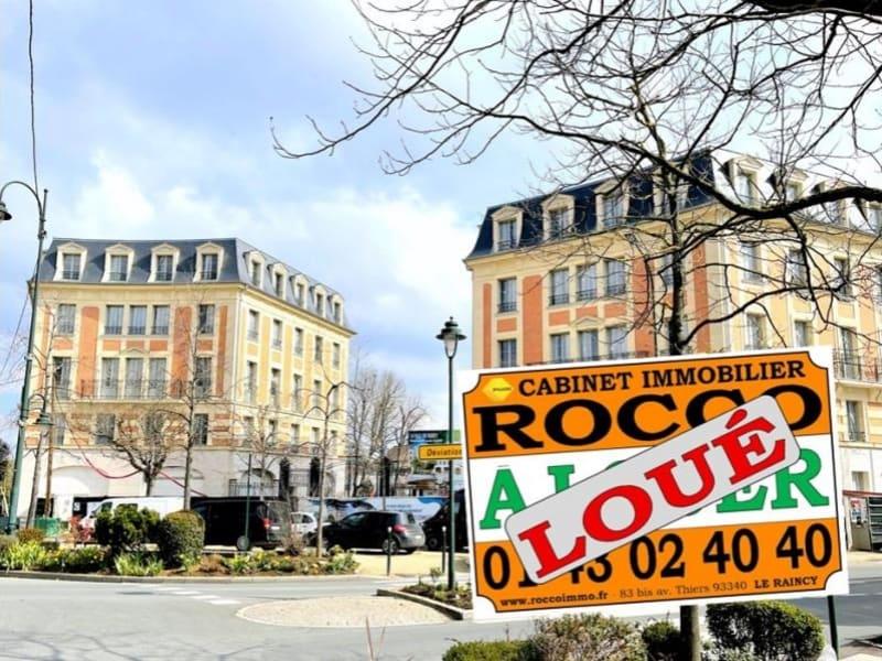 Rental apartment Le raincy 875€ CC - Picture 1