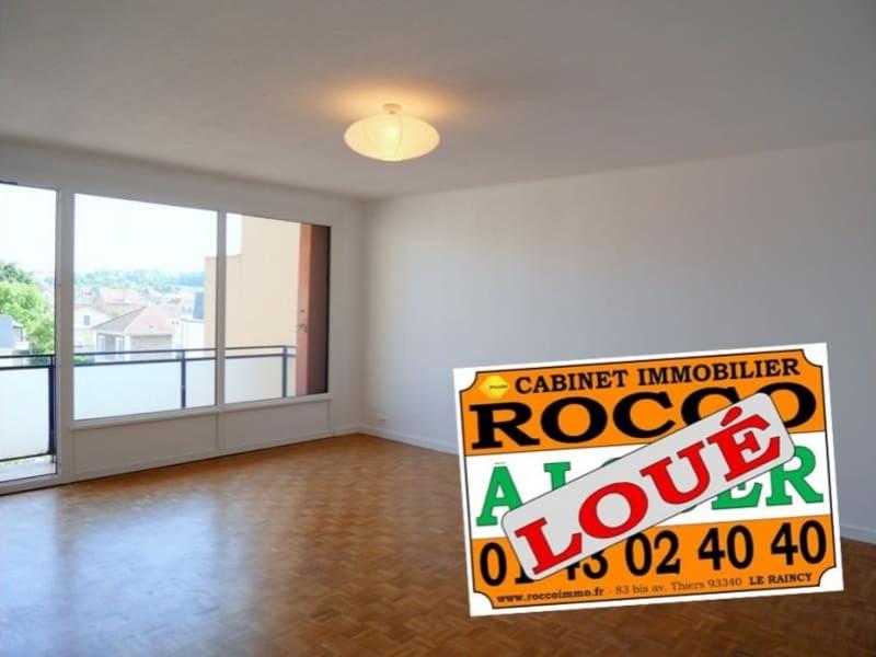 Rental apartment Livry gargan 699€ CC - Picture 1