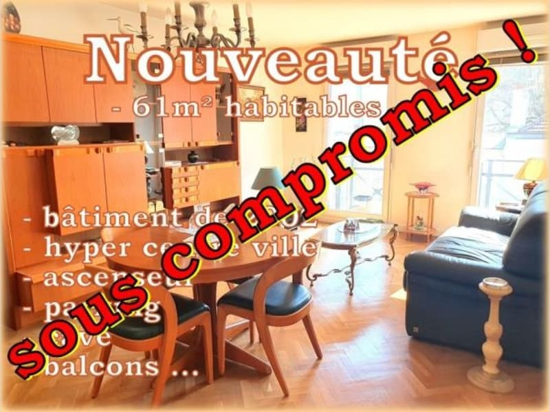Sale apartment Le raincy 298000€ - Picture 1