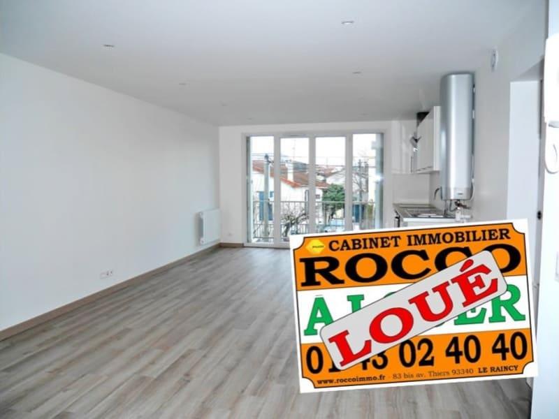 Rental apartment Livry gargan 820€ CC - Picture 1