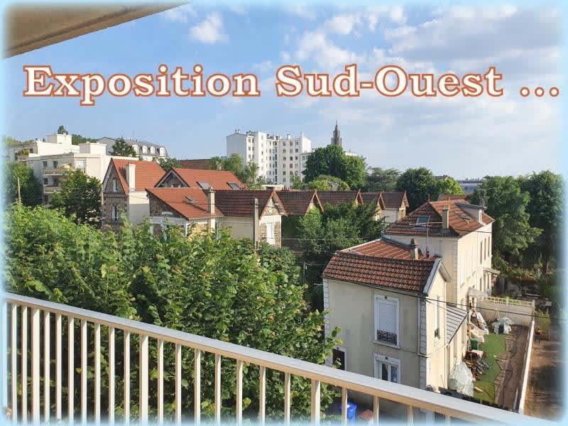 Sale apartment Le raincy 504000€ - Picture 4