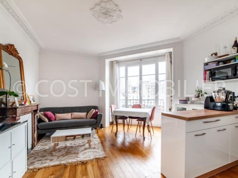 Vente appartement Courbevoie 437000€ - Photo 1
