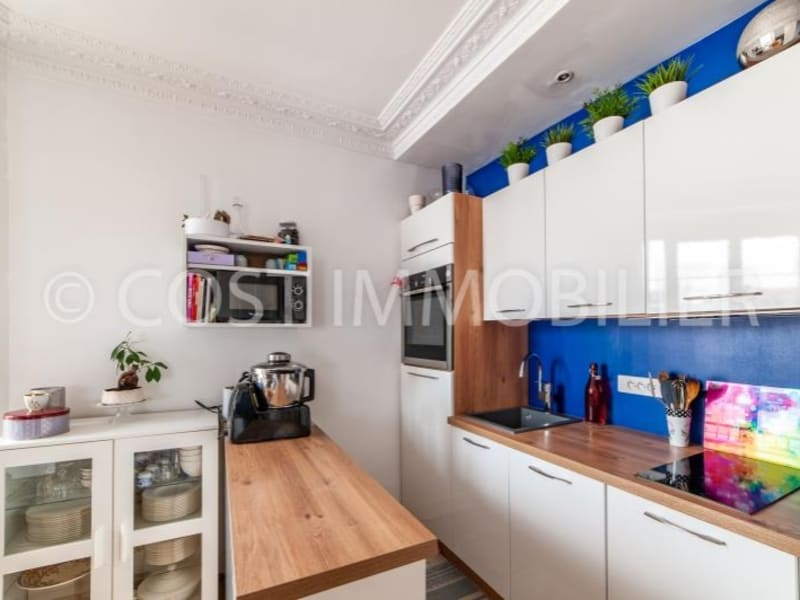 Vente appartement Courbevoie 437000€ - Photo 2