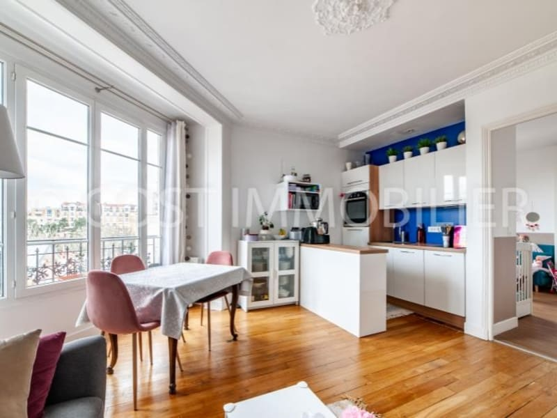 Vente appartement Courbevoie 437000€ - Photo 5
