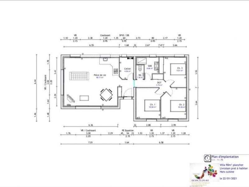Sale house / villa Flassans sur issole 289900€ - Picture 1