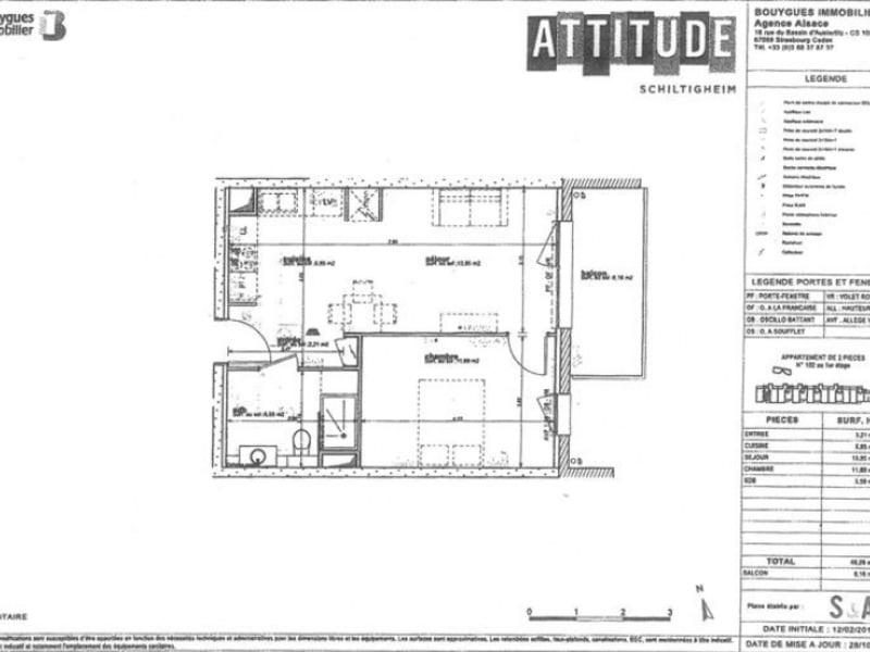 Vente appartement Schiltigheim 162000€ - Photo 8