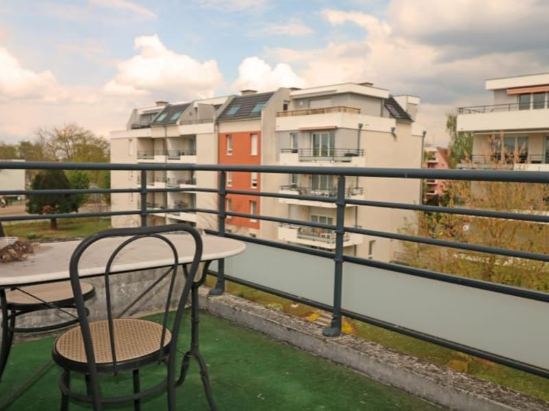 Vente appartement Souffelweyersheim 133000€ - Photo 2