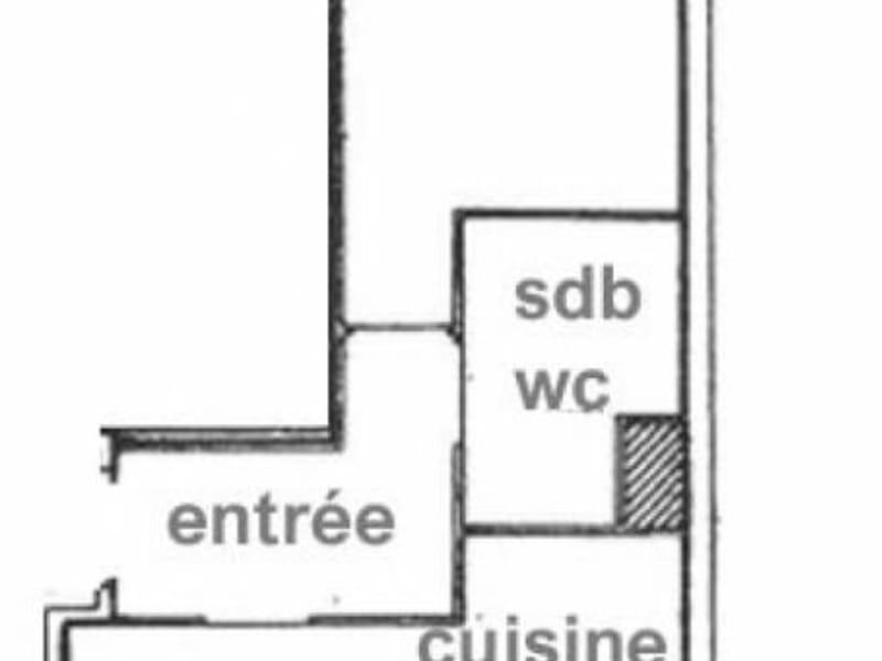 Vente appartement Strasbourg 159000€ - Photo 2